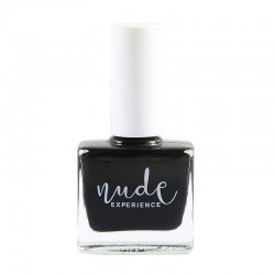 Nude Experience Inuk - Vernis à ongles noir free formula Vegan made in france