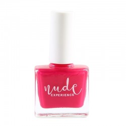 Nude Experience - Hawa - Vernis rose rouge - 6 free Vegan