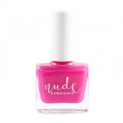 Nude Experience - Flamingo - Nails lacquer pink - peony - 6 free Vegan