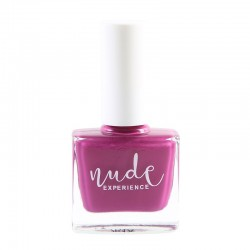 Nude Experience - Ueno - Nails Lacquer Pink fuchsia - 6 free Vegan Nude Experience