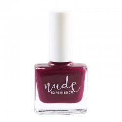 Nude Experience - Sinchon - Vernis rose framboise - 6 free Vegan
