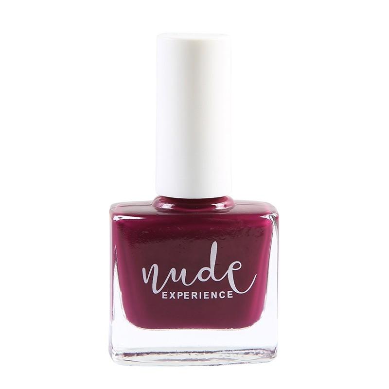 Nude Experience - Sinchon - Vernis rose framboise - 6 free Vegan