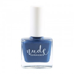 Nude Experience - Ventura - Nails polish blue denim - cornflower - 6 free - Vegan