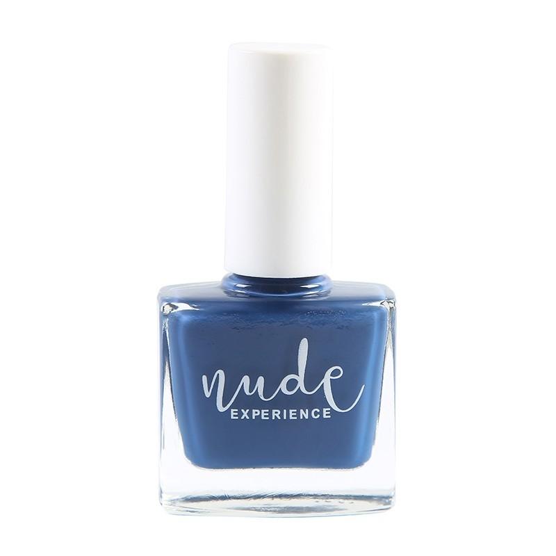 Nude Experience - Ventura - Vernis bleu denim - bleuet - vernis 6 free - Vegan