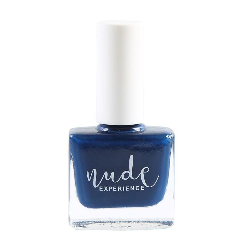Nude Experience - Eira - Vernis bleu nuit - vernis 6 free Vegan