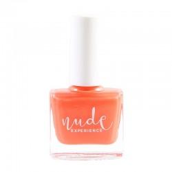 Nude Experience - Badaro - Vernis Orange corail - 6 free - Vegan