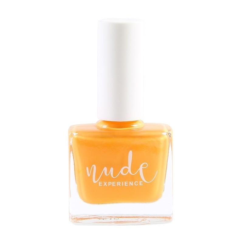 Encanto - jaune safran - mimosa - vernis 6 free Nude Experience