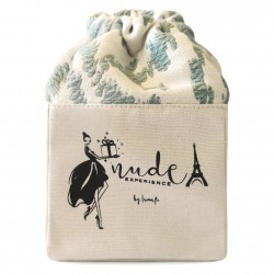 Nude Experience - My Little Precious - Nails polish pouch - tissu bio - gift - present