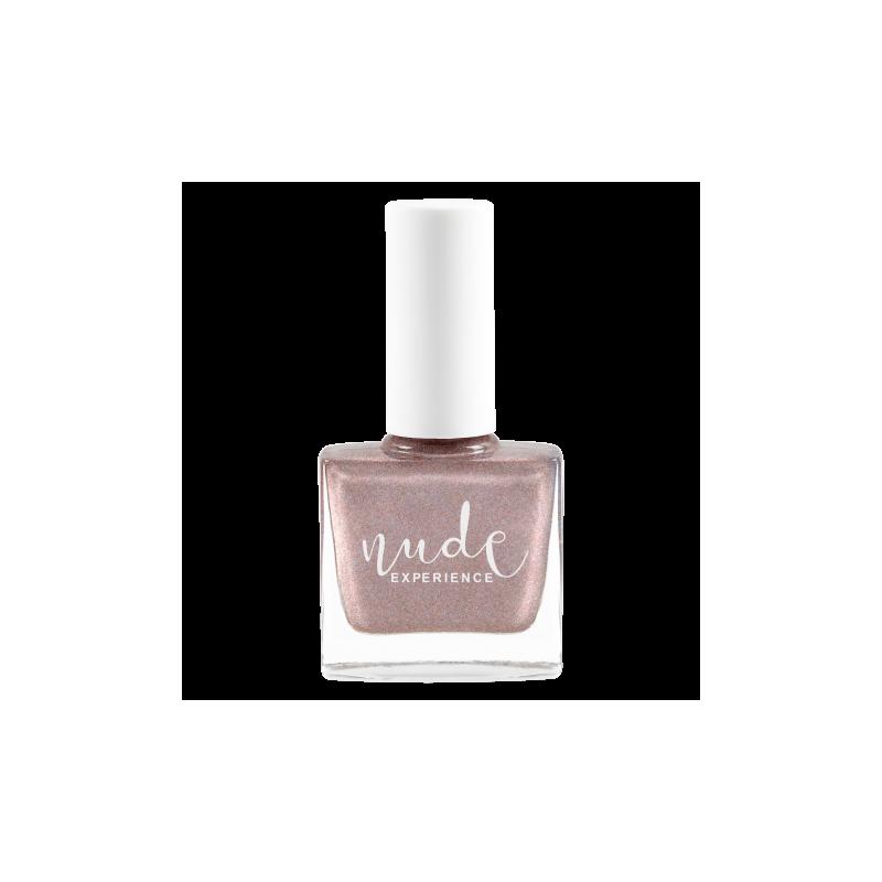 Nude Experience - nails polish Stellar - pealy pink - free formula Vegan Cruelty Free