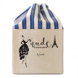 Nude Experience - My Fairytale - pochon vernis - idée cadeau - tissu bio - coffret cadeau