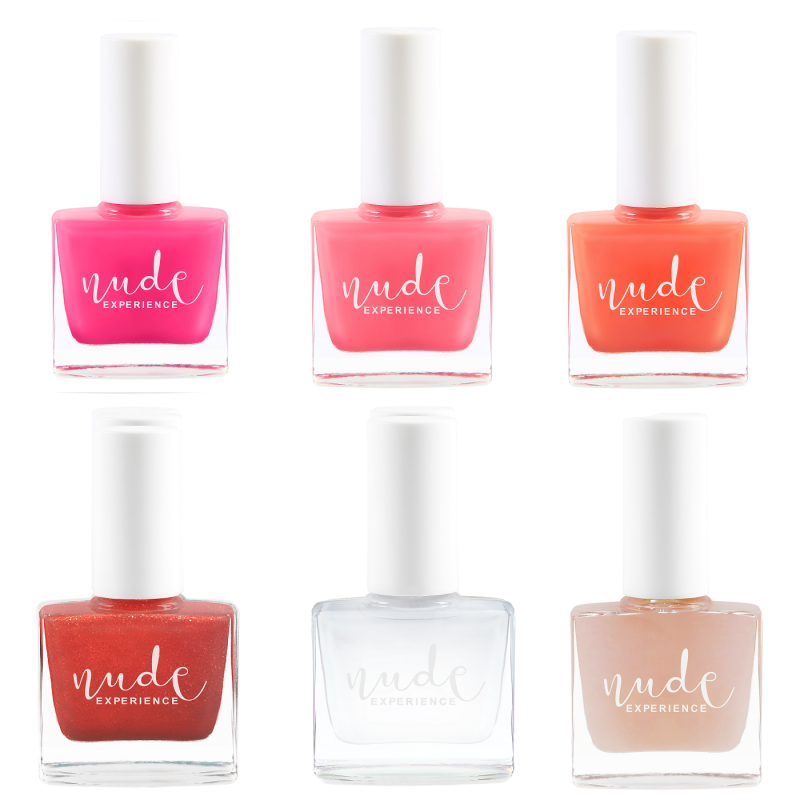 Nude experience Hardening Care - soin des ongles - vernis 6 free Nude Experience