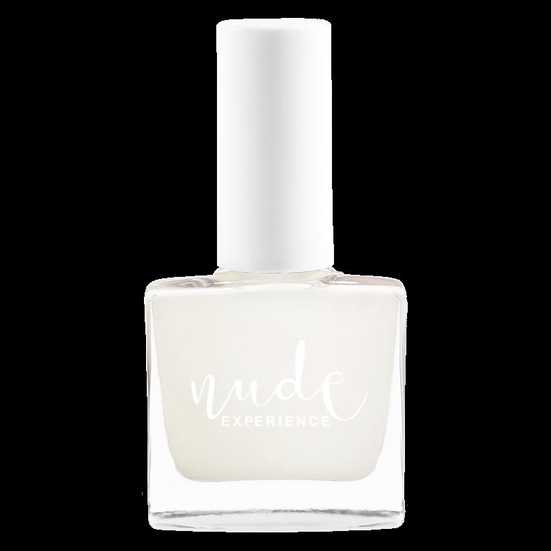 Nude Experience - Uyuni - Vernis blanc - 6 free Vegan