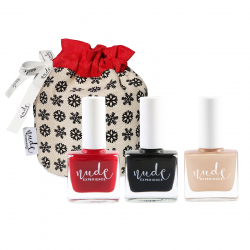 Nude Experience - My snow day - pochon vernis - idée cadeau - coffret cadeau