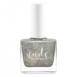Nude Experience - Be Holo - Holographic top coat  free formula Vegan