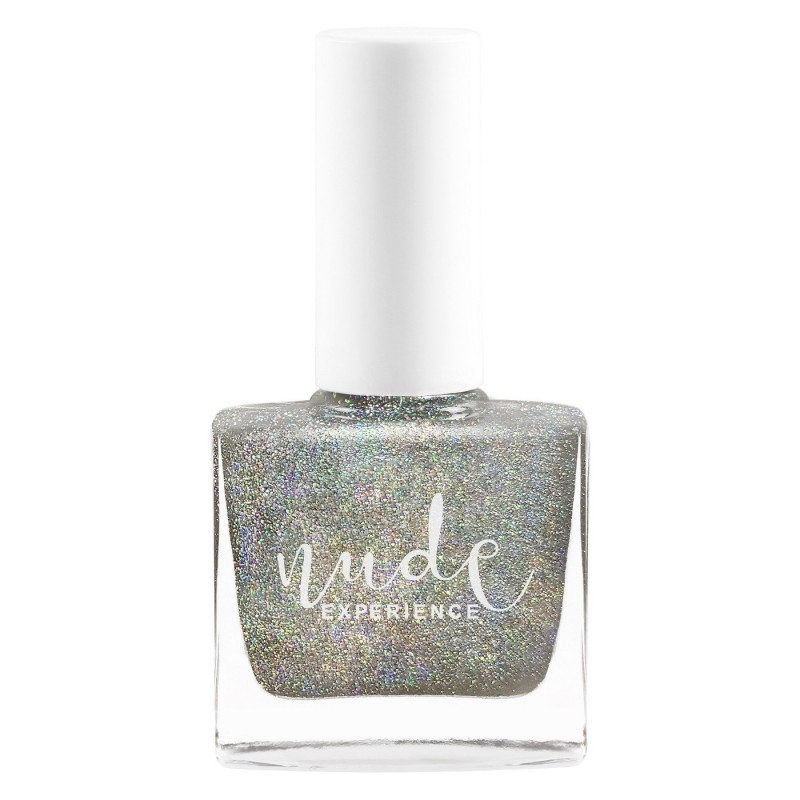 Nude Experience - Be Holo - Holographique top coat - 6 free Vegan