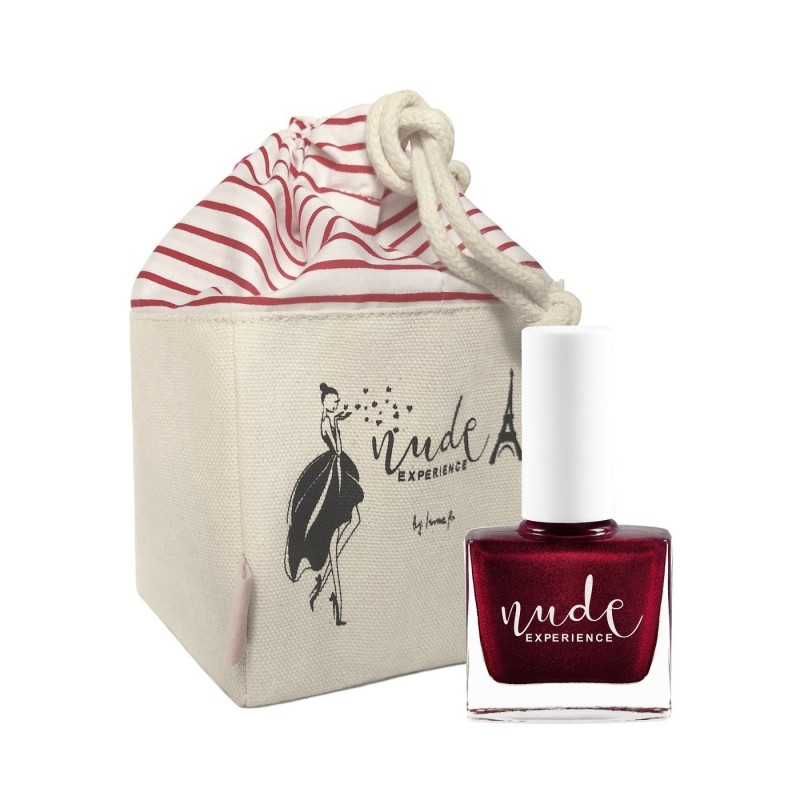 Nude Experience - My Little Valentine - gift ideas pouch nails polish