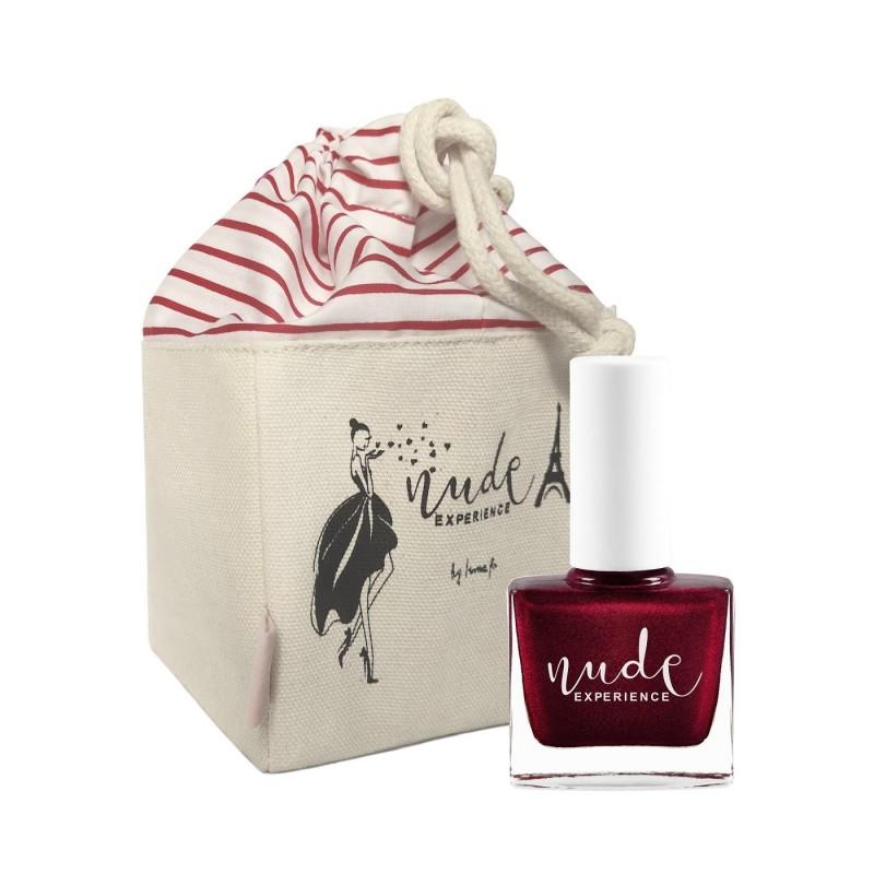 My little valentine nude experience idées cadeaux pochon vernis à ongles
