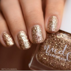 Ongles paillettes peel off