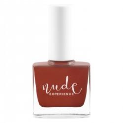 Nude Experience - Vernis Harlem rouge brique - 6 free Vegan fabriqué en france