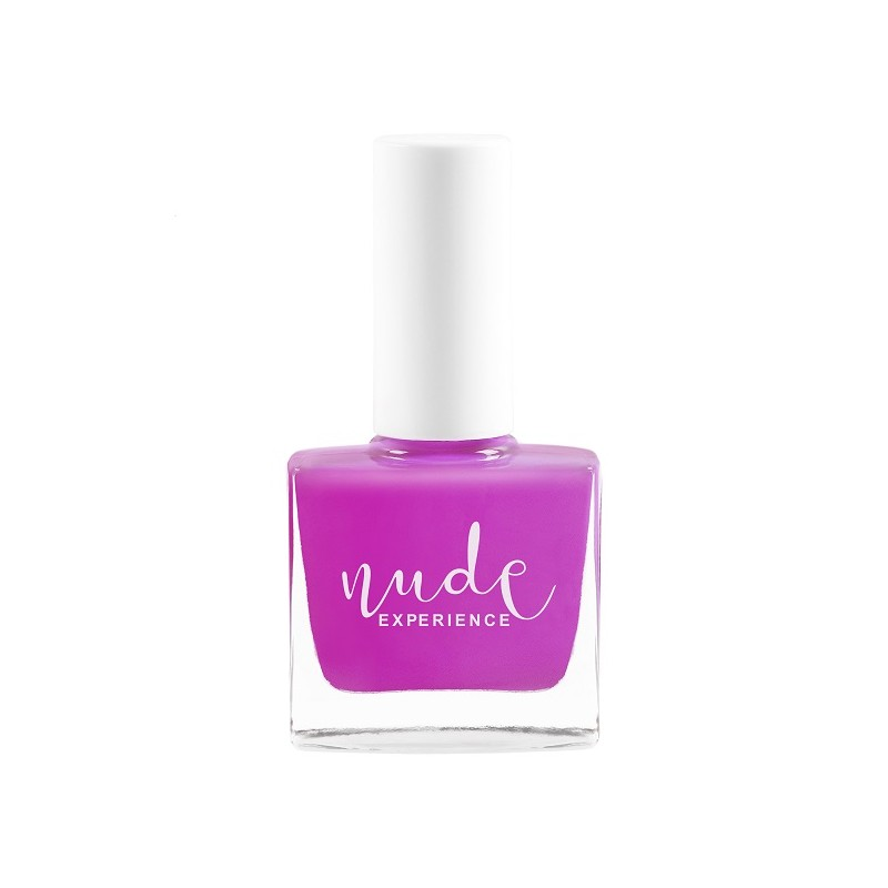 Nude Experience Vernis à ongles fluo violet tulum