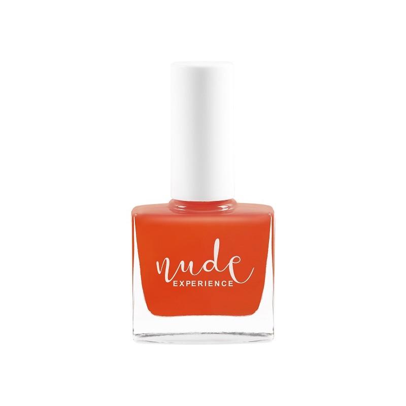 Vernis à ongles fluo orange