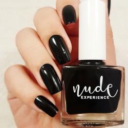 Vernis à ongles noir naturel, français et végan