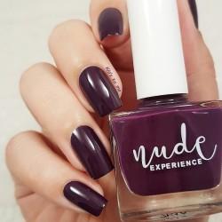 Manucure violet