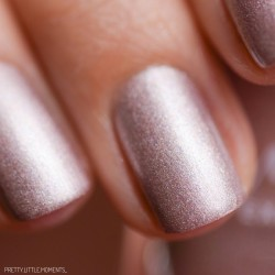 ongles or rosés