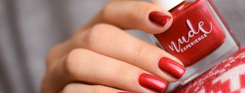 Gamme de vernis à ongles colorés