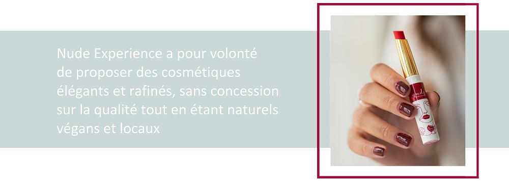 Marque de cosmétique naturels végans et éthiques