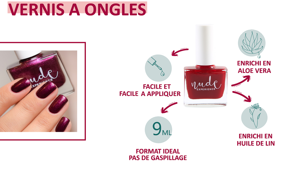 Vernis à ongles français