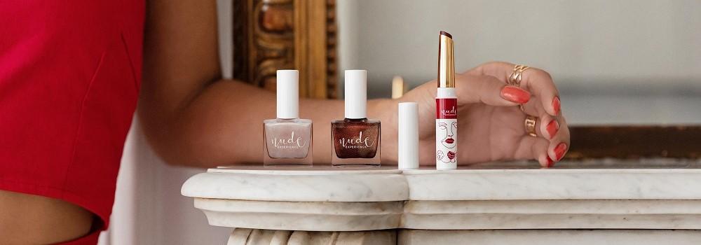 Marque de cosmétiques pour les ongles et pour les lèvres