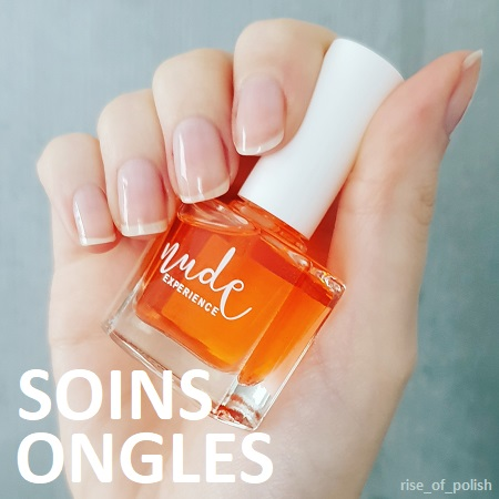 Soins des ongles - Responsive