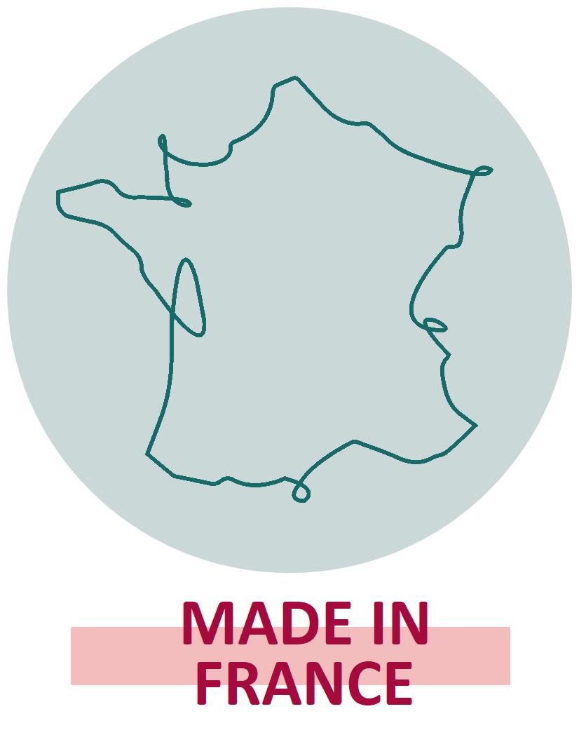 Fabrication Française - RESPONSIVE