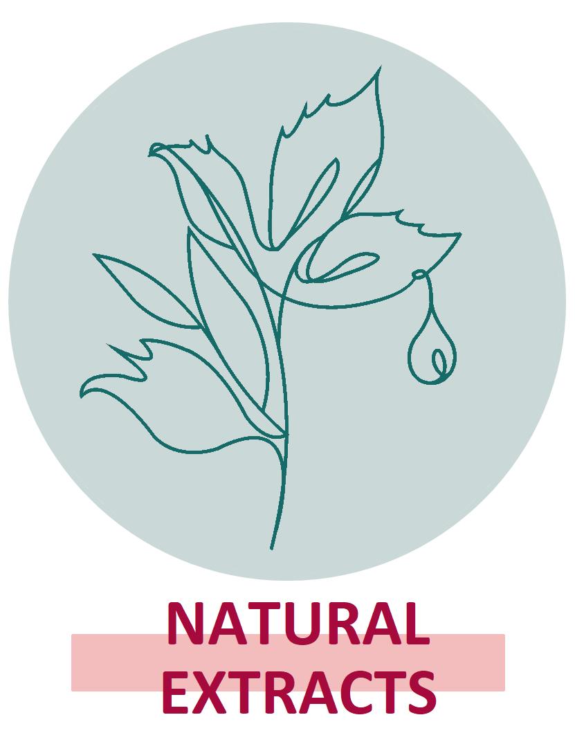 Naturals extract - RESPONSIVE